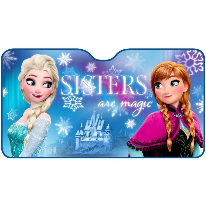 Parasolar pentru parbriz Frozen Disney Eurasia, 130 x 70 cm 2021 shopu.ro