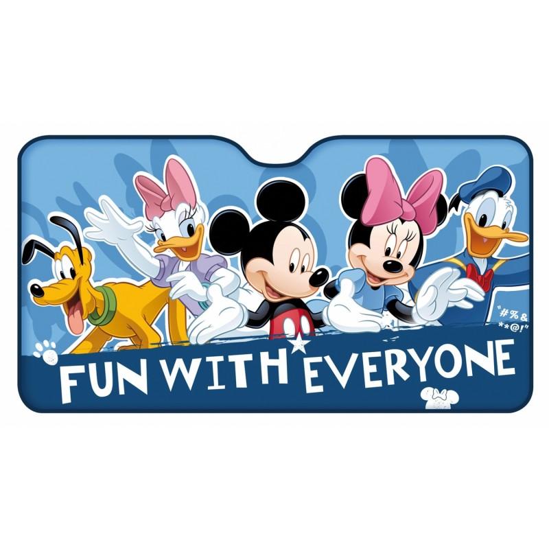 Parasolar pentru parbriz Mickey and Friends Disney Eurasia 26063, 130 x 70 cm 2021 shopu.ro