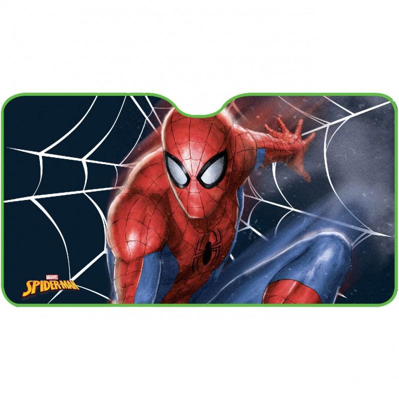 Parasolar parbriz Spiderman Disney, 130 x 70 cm, Multicolor 2021 shopu.ro