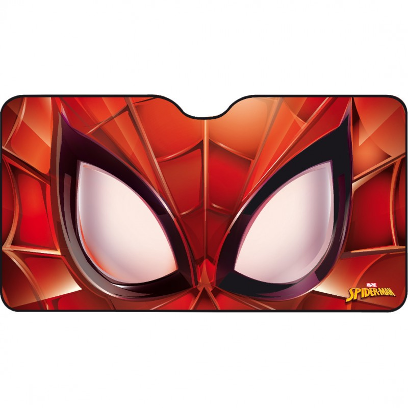 Parasolar parbriz Spiderman Disney, 150 x 80 cm, Multicolor 2021 shopu.ro