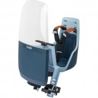 Paravant pentru scaun de bicicleta Bobike Exclusive mini, Denim/Deluxe