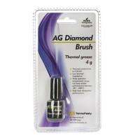 Pasta termoconductoare pe baza de praf de diamant Diamond Brush, 4 grame
