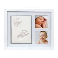 Kit amprenta bebelusi Pearhead, 28 x 23 cm, rama foto inclusa