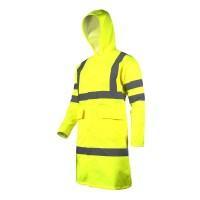 Pelerina ploaie reflectorizanta Lahti Pro, marimea XL