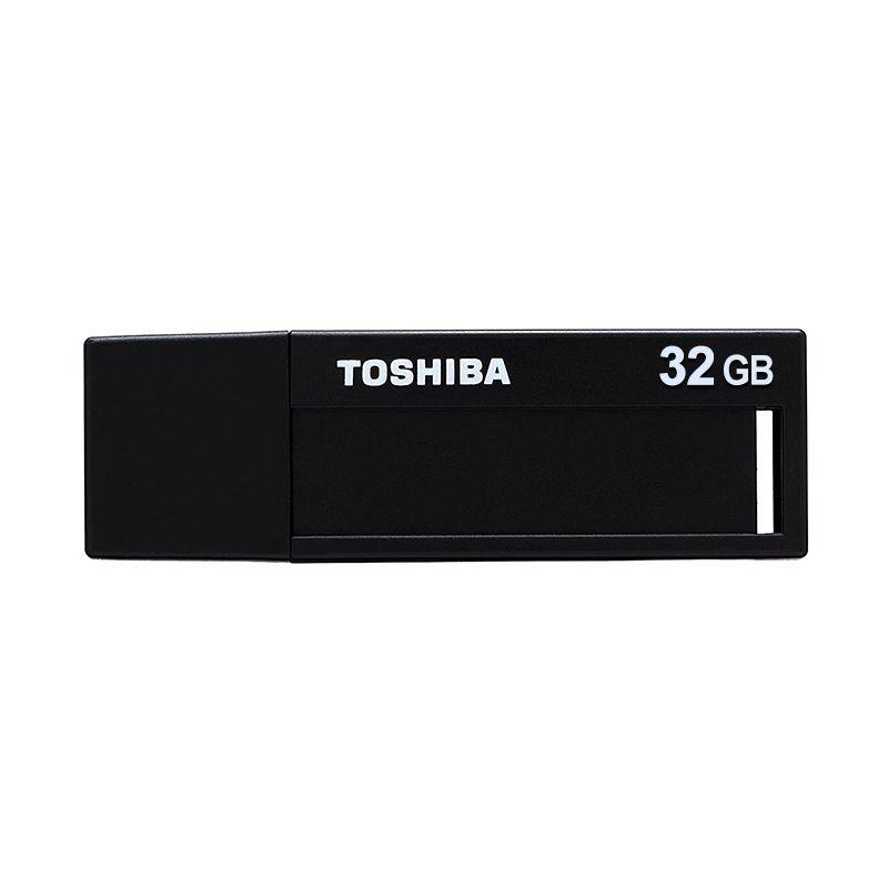 Memorie pendrive Toshiba, USB 3.0, capacitate 32 GB, Negru 2021 shopu.ro