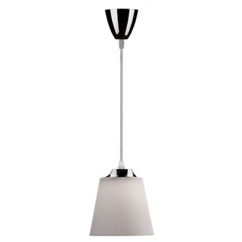 Pendul V-Tac, 7 W, 4000 K, 360 lm, LED, Negru/Alb shopu.ro