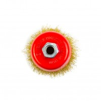 Perie sarma pentru flex Joka, 100 mm