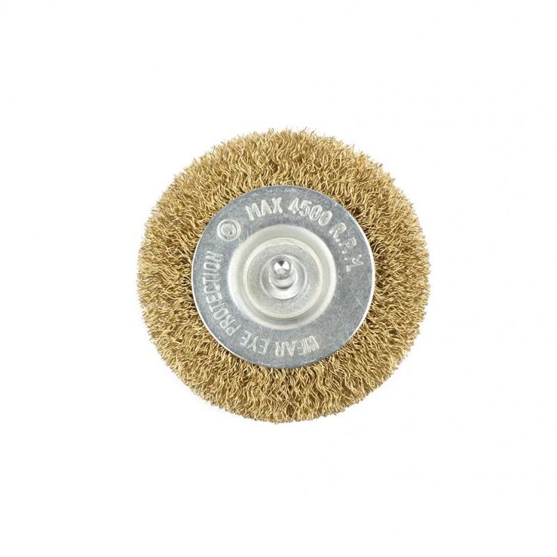 Perie circulara de sarma pentru bormasina Tolsen