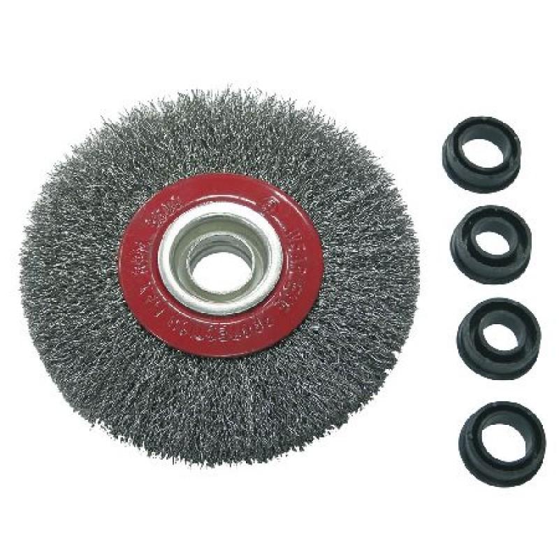 Perie sarma cu orificiu Proline, tip circular, 200 mm 2021 shopu.ro