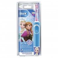 Periuta electrica Oral-B Vitality, model Frozen, 3 ani+
