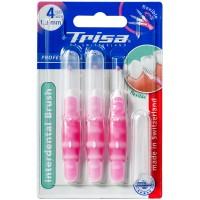 Set 3 periute interdentare Trisa, ISO 4 1.3 mm