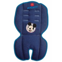 Perna pentru carucior si scaun auto Mickey Disney Eurasia, umpluta cu spuma