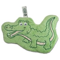 Pernuta pentru colici Gruenspecht, husa detasabila, model Crocodil