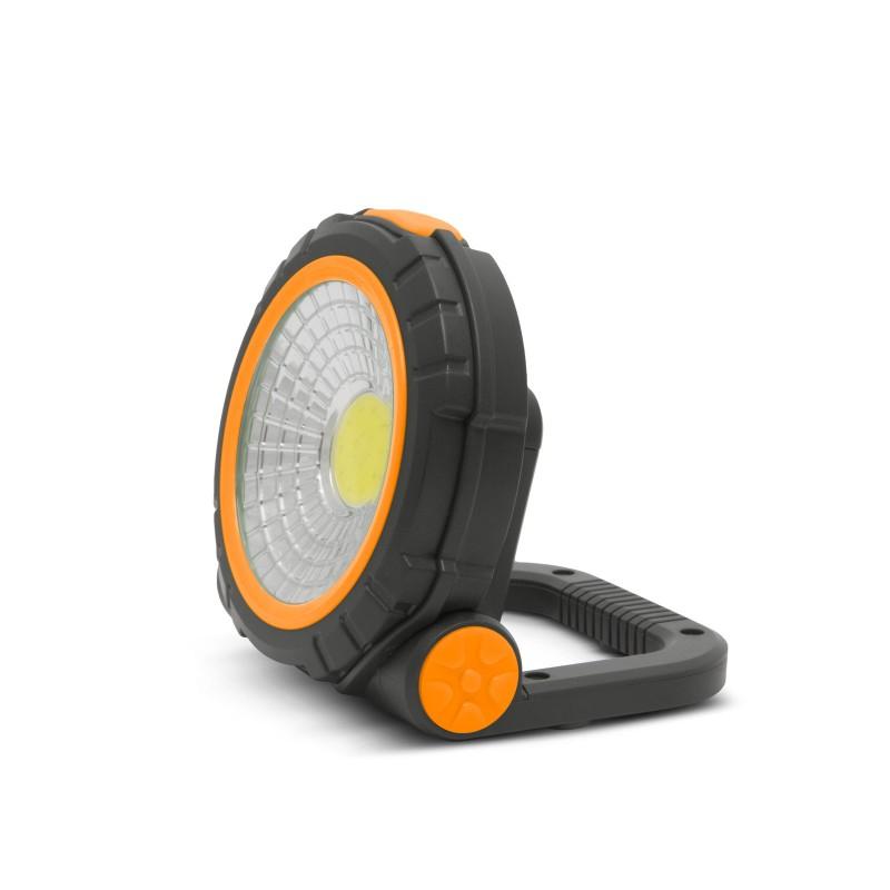 Lampa de lucru pliabila Phenom, 2 W, 160 lm, 3 x AAA, COB-LED, 2 functii shopu.ro