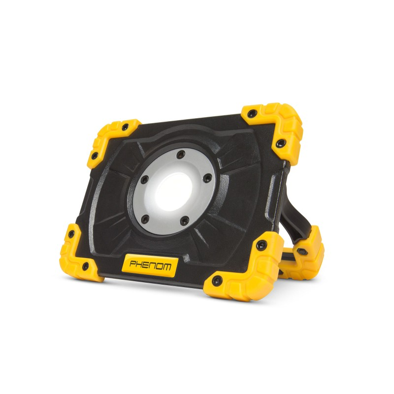 Reflector LED Phenom, 5 W, 500 lm, 6500 K, acumulator Li-Ion, 2000 mAh, IP33 shopu.ro