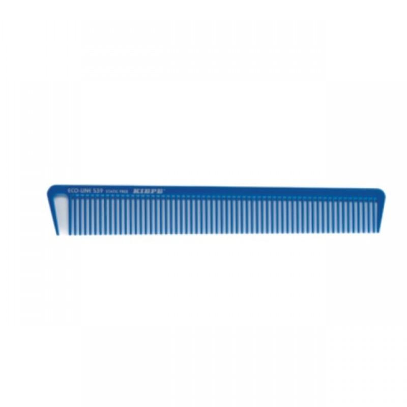 Pieptene Kiepe 539, fibra carbon, Albastru 2021 shopu.ro