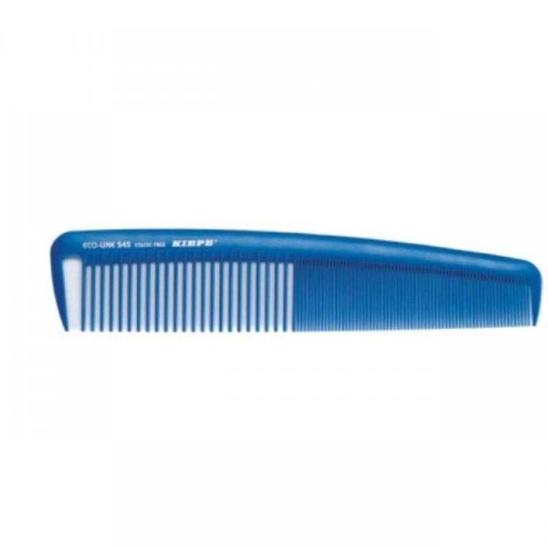 Pieptene Kiepe 545, fibra carbon, Albastru