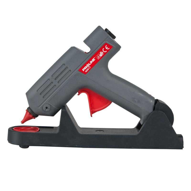 Pistol de lipit cu silicon Proline, 35/500 W, detasare de cablu 2021 shopu.ro