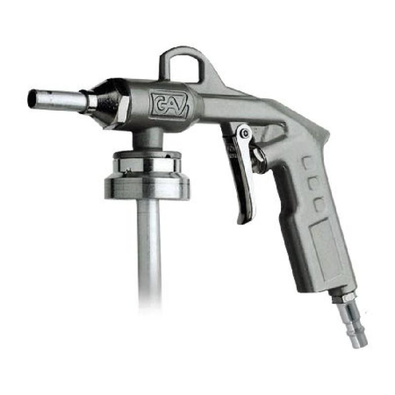 Pistol pentru grunduit Gav, 250-300 l/min, 6-8 bar, conector 1/4 2021 shopu.ro