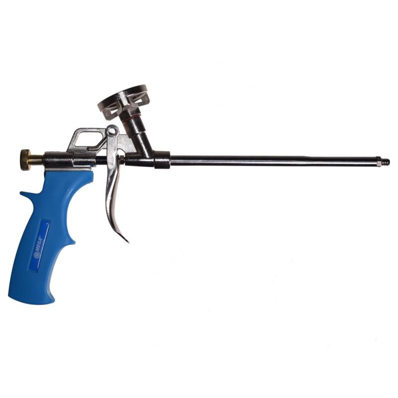 Pistol spuma metalic Mega, 250 mm 2021 shopu.ro