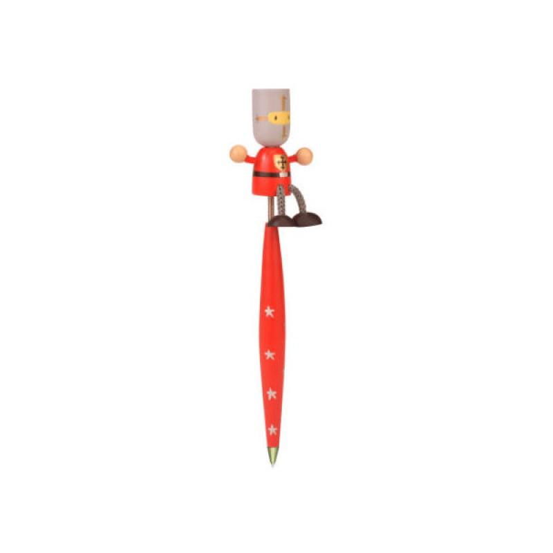 Pix cu figurina Cavalerul Rosu Fiesta Crafts, lemn, 3 ani+ 2021 shopu.ro