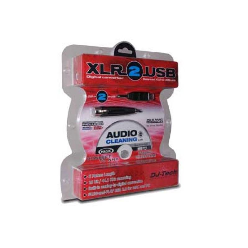 Placa sunet XLR/USB, 5 m, iesire audio digitala, software Magic Music Maker SE 2021 shopu.ro