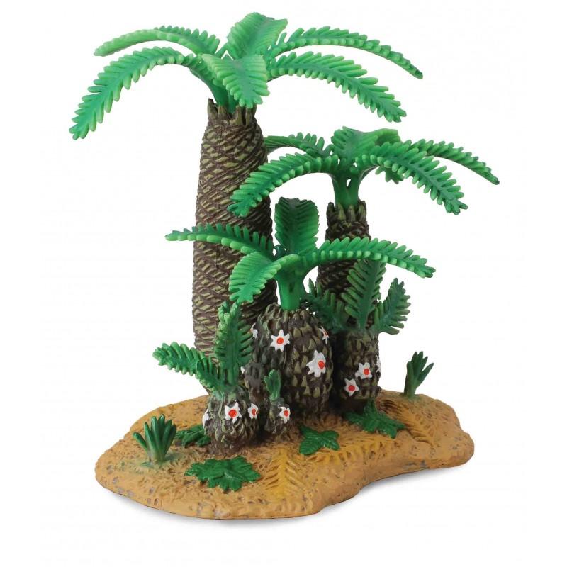 Figurine plantele Monanthesia si Cycadeoidea Collecta, plastic, 9.8 x 9.5 x 9 cm, 3 ani+ 2021 shopu.ro