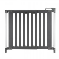 Poarta de siguranta extensibila DesignLine Trend Reer, 76-106 cm, structura aluminiu