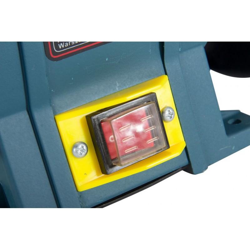 Polizor banc umed-uscat, 200 x 40 mm, 150 x 20 mm, 250 W