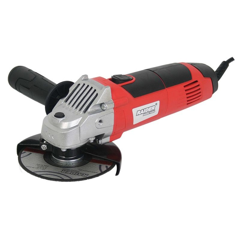 Polizor unghiular Raider, 650 W, 11000 rpm, disc 125 mm 2021 shopu.ro