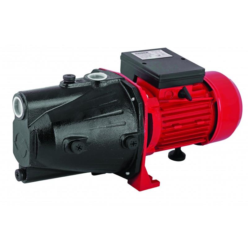 Pompa de apa centrifugala de suprafata Raider, 1100 W, 2850 rpm, 60 m, 2400 l/h shopu.ro