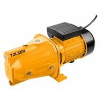 Pompa de suprafata automorsanta Tolsen, 750 W, inaltime 8 m, adancime 45 m, 60 l/minut