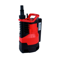 Pompa de apa submersibila pentru apa murdara Raider, 400 W, 2900 rpm, 5 m, 9000 l/h
