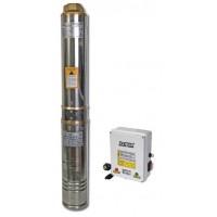 Pompa submersibila de adancime Raider, 1100 W, 2900 rpm, 1.5 inch, 86 m, 4800 l/h