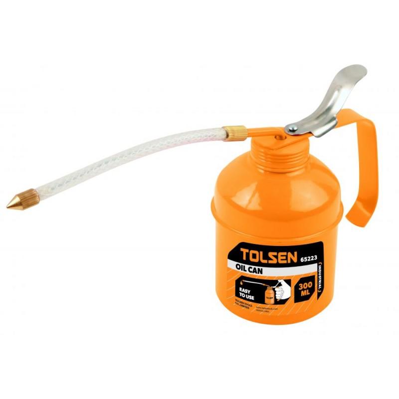 Pompa ulei Tolsen, capacitate 500 ml, corp fier 2021 shopu.ro