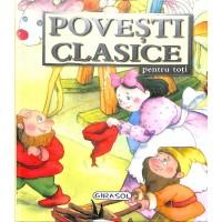 Carte Povesti clasice pentru toti Girasol, 358 pagini, 4-8 ani