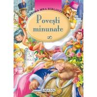 Carte pentru copii Povesti minunate Girasol, 252 pagini, 4-8 ani