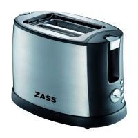 Prajitor de paine Zass ZST 03, 850W, 2 felii, inox