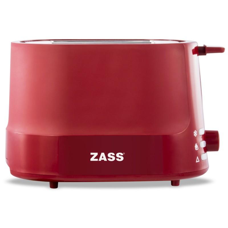 Prajitor de paine Zass Red Line, 850W, tavita frimituri 2021 shopu.ro