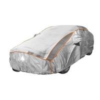 Prelata auto impermeabila cu protectie pentru grindina RoGroup, 3 straturi, 580 x 175 cm, marimea XXL