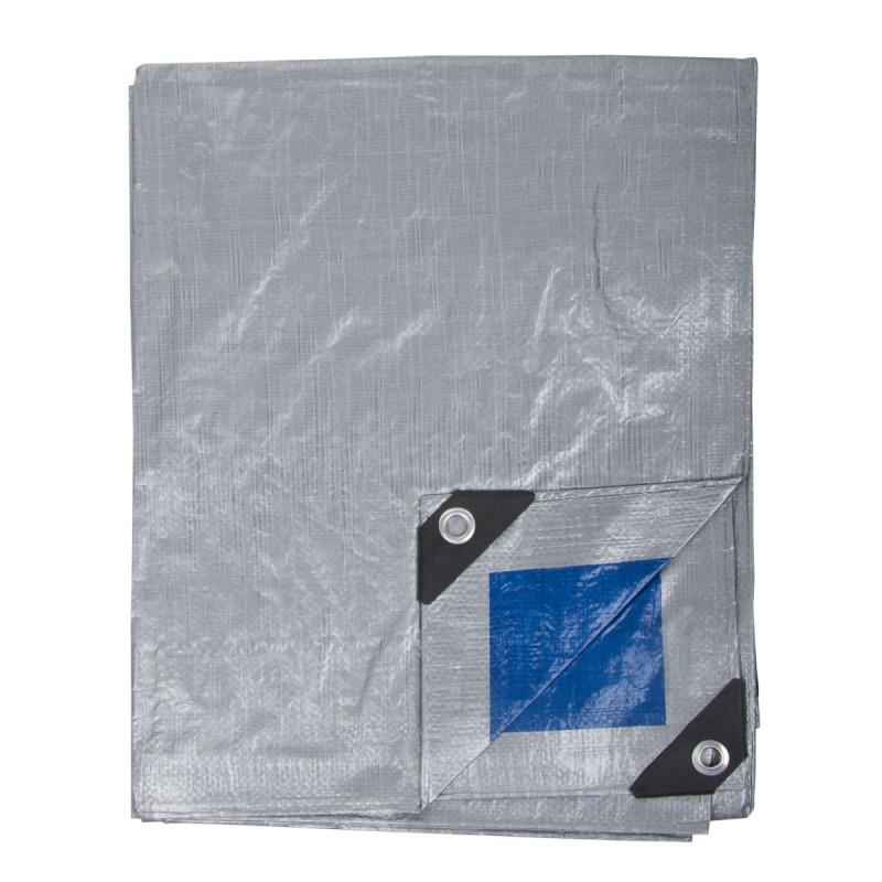 Prelata impermeabila Proline, rezistenta UV, 5 x 8 m shopu.ro