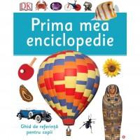Prima mea enciclopedie Editura Kreativ, 168 pagini, 3-14 ani