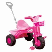 Prima mea tricicleta cu maner Unicorn, sistem free wheel, 64 x 52 x 50 cm, maxim 30 kg