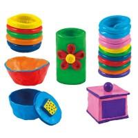 Set pentru copii Galt Primul meu kit de olarit, 6 ani+