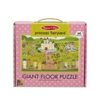 Puzzle de podea Tinutul Printelesor Melissa & Doug, 3 ani+