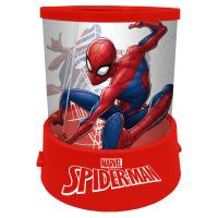 Proiector LED Spiderman SunCity, 11 x 12 cm, 3 ani+