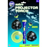 Proiector corpuri ceresti si navete spatiale The Original Glowstars Company, Multicolor