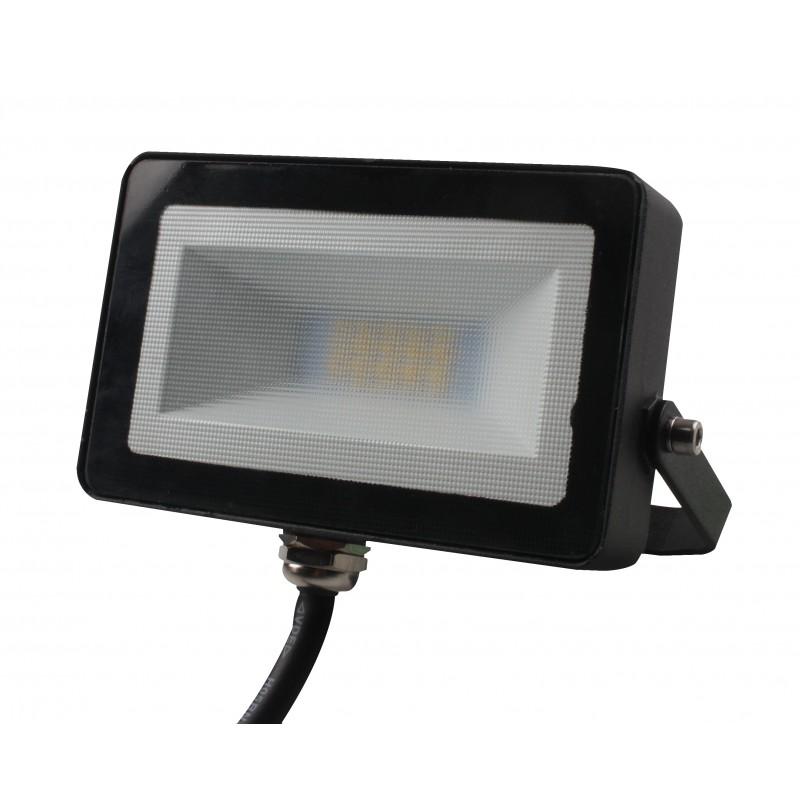 Proiector cu LED Well, 7 W, 470 lm, IP65, multicolor, telecomanda 2021 shopu.ro