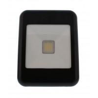 Proiector LED Well, 20 W, 1400 lm, IP65, 4000 K, Negru