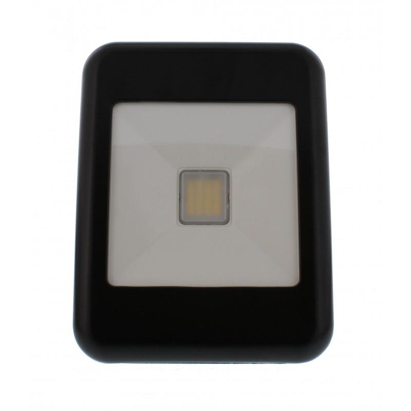 Proiector LED Well, 20 W, 1400 lm, IP65, 4000 K, Negru shopu.ro